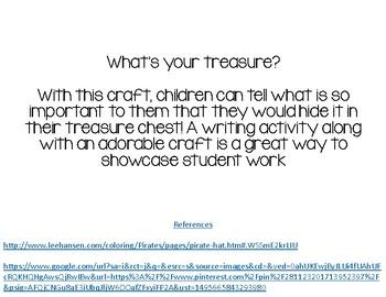If I were A Pirate Craft