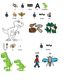 If I were a Dinosaur