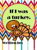 If I were a turkey class book