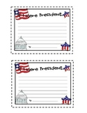 If I were president writing