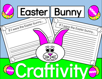 If I were the Easter bunny... Craftivity