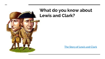 If Lewis and Clark Had Instagram