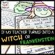 Halloween Craftivity & Bulletin Board Kit Bundle