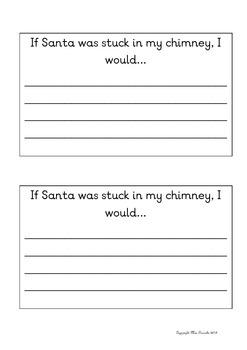 If Santa Was Stuck Up My Chimney