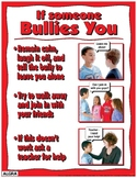 If Someone Bullies You Poster - PBIS
