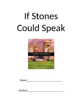If Stones Could Speak: Unlocking the Secrets of Stonehenge by Marc Aronson