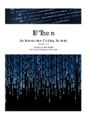 If/Then Coding Activity