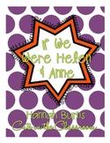 """If We Were Helen & Anne"" Helen Keller Activity"