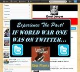 If World War One Was On Twitter...