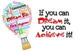 If You Can Dream It, You Can Achieve It - Careers Poster