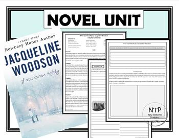If You Come Softly by  Jacqueline Woodson Novel Study