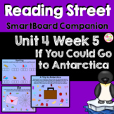 If You Could Go to Antarctica SmartBoard Companion Kindergarten