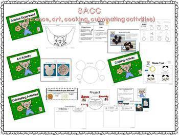 If You Give A...Combo Deal and MUCH MORE! --Literacy/Math/SACC/STEM