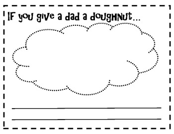 If You Give A Dad A Doughnut