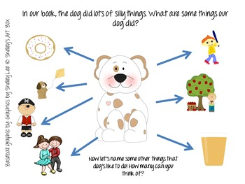 If You Give A Dog A Donut: Book Companion Packet!