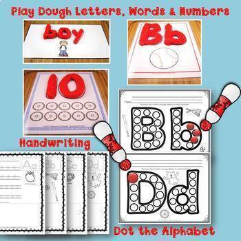 If You Give A Dog A Donut Literacy and Math Activities