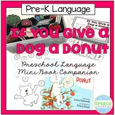 If You Give A Dog A Donut Mini Book Companion