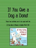 If You Give A Dog a Donut Add On