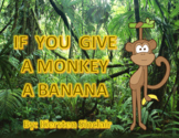 If You Give A Monkey A Banana Book