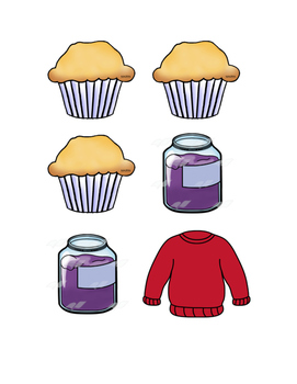 If You Give A Moose A Muffin Picture Sequence Cards