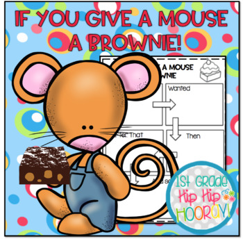 If You Give A Mouse A Brownie Craft and Activities!