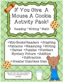 If You Give A Mouse A Cookie Activity Set Pack Reading Mat