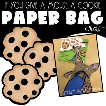 If You Give A Mouse A Cookie Craft