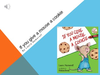 if you give a mouse a cookie power point story book editable