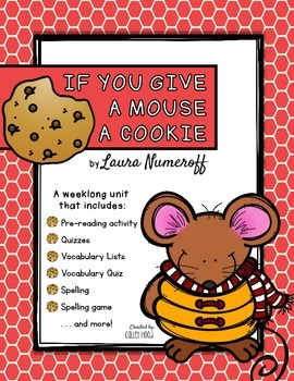 If You Give A Mouse A Cookie Unit