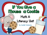 If You Give A Mouse a Cookie Unit & Craftivity
