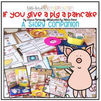 If You Give A Pig A Pancake A Story Companion