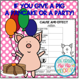 If You Give A Pig A Pancake or a Party...Crafts and Activities!