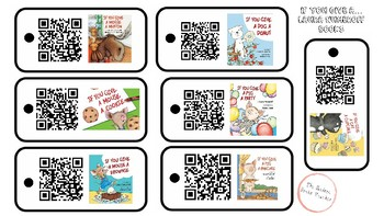 If You Give A... QR Code Listening Center