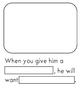"""""""If You Give A..."""" Student/Class Book"""