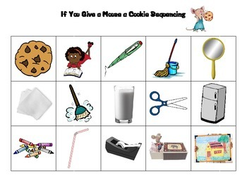 If You Give A....Laura Numeroff Activity Pack