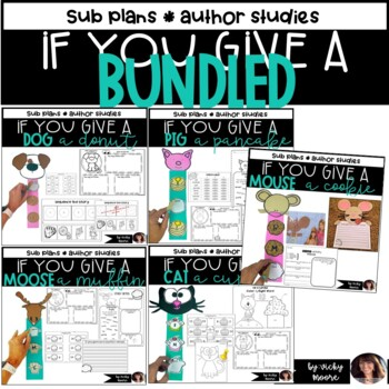 If You Give a... Bundled