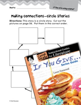 If You Give . . . Series Guide Making Cross-Curricular Connections