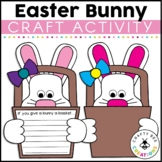 Easter Bunny Craft {If You Give a Bunny a Basket Writing Prompts}