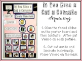 If You Give a Cat a Cupcake By: Laura Numeroff (Interactive Literacy Board)