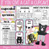 If You Give a Cat a Cupcake Fun!