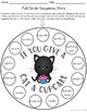 If You Give a Cat a Cupcake Sequencing and Retelling Activities