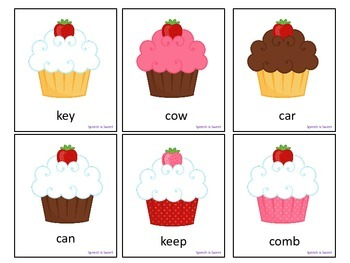 If You Give a Cat a Cupcake Speech and Language Companion