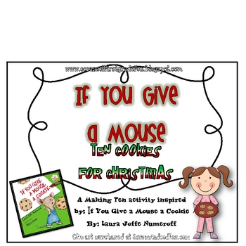 If You Give a Christmas Mouse Ten Cookies