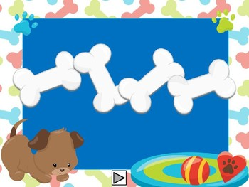 If You Give a Dog a Bone! Long o-e Word Building Interactive PowerPoint