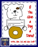 Laura Numeroff's Book Companion: If You Give a Dog a Donut Craft