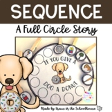 If You Give a Dog a Donut Sequencing and Retelling Activities