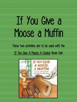 If You Give a Moose a Muffin Add On
