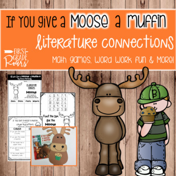 If You Give a Moose a Muffin Fun!
