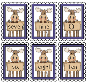 If You Give a Moose a Muffin Number Sense