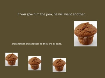 If You Give a Moose a Muffin Powerpoint